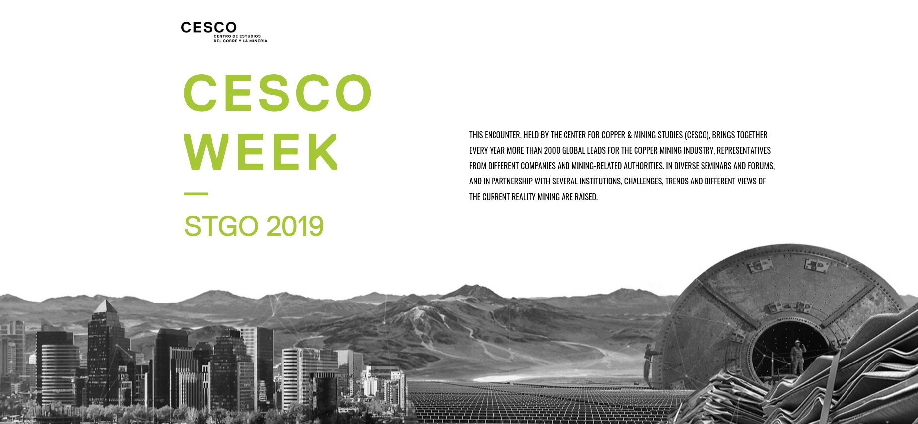CESCO Week Santiago Chile